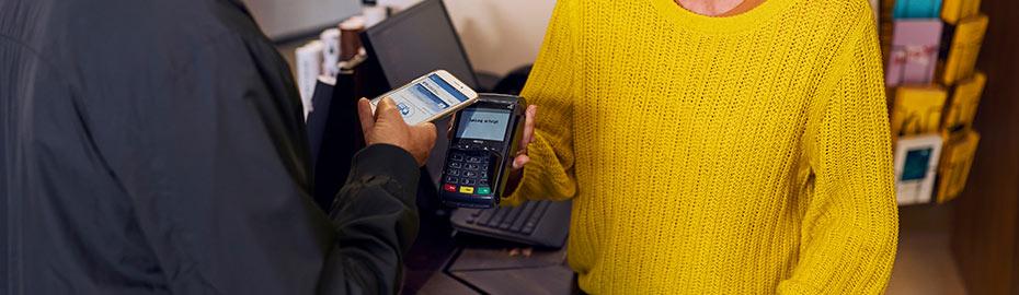 Mobiles bezahlen